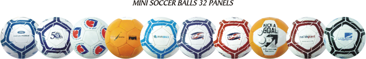 mini 32 panel soccer balls
