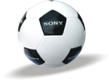 promotional soccer of sony
