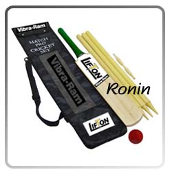 wooden cricket sets