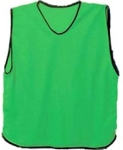green training bibs