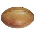 6 panel leather rugby balls, and leather australian footballs manufacturers