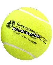 personalised tennis balls manufacturers